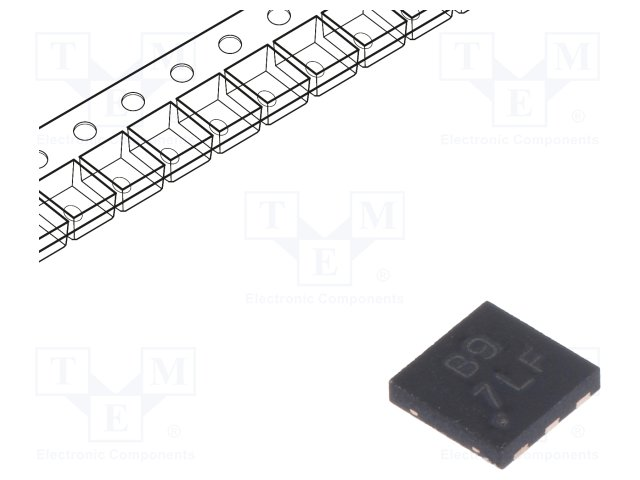 картинка  DIODES INCORPORATED AL5812FF-7