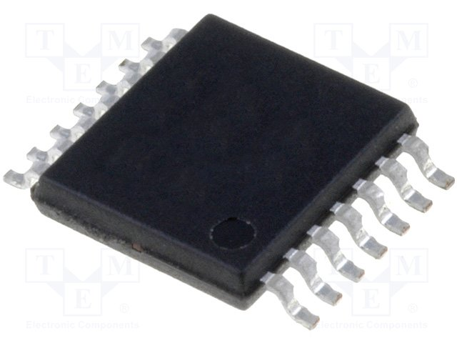 картинка  TEXAS INSTRUMENTS LM3429MH